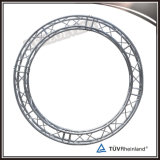 Del aluminio braguero de la azotea del círculo semi, braguero curvado de la azotea