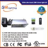 Hydroponic 온실을%s 가벼운 장비 315W CMH 디지털 밸러스트를 증가하십시오