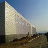 Fire-Resisting helle Stahlrahmen-Zelle-Werkstatt mit bester Qualität