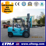 Forklift Diesel hidráulico pequeno do melhor preço 3 toneladas