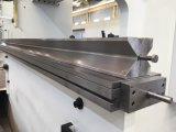 Машина гидровлического металла стальной плиты Wc67y-160X6000 складывая
