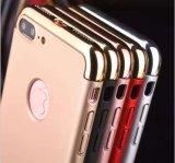 Caisse de portable en métal de mode pour l'iPhone, Samsung, Xiao MI