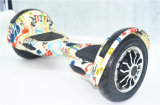 UL2272 Certificatetwo Rad 10 Zoll-elektrischer Roller Hoverboard mit Cer, RoHS, FCC
