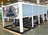 Luft abgekühlter Typ Schrauben-Wärmepumpe-Kühler mit Ventilator-Ringen