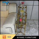 Живущий стойка цветка украшения венчания Rose мебели комнаты