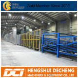 Línea de producción de cartón de yeso de superficie de papel (DCIB013)