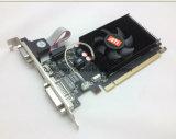 Cartão video de Geforce GT 610 Lp 64bit DDR2 com memória 1GB