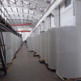 Couvre-tapis de tissu de fibre de verre de catégorie comestible de matériau d'isolation