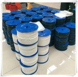 Witte Hardness70A Pu V Riem 30m per Broodje voor Ceramische Lopende banden