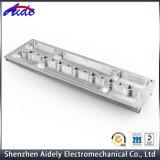 Подгонянный алюминиевый CNC части металла подвергая механической обработке для электроники
