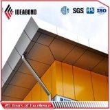 Новое конструированное высокое лоснистое плакирование ненесущей стены ACP для внешнего украшения