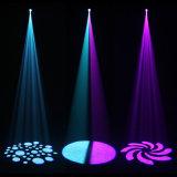 пятна Gobo 30W свет цветастого миниого СИД Moving головной