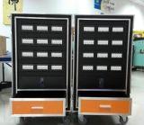 Шкаф управлением электрической поставкы с цифровыми метрами