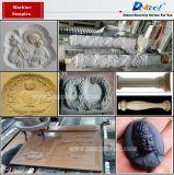 Scalpelli a diamanti del router di CNC del Engraver del marmo del granito dell'asse di rotazione della vite 5.5kw della sfera del servomotore del Giappone Reliefing