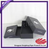 Caliente mate trasero Vidrios caja de empaquetado con Soft Touch Laminación