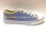 De Toevallige Schoenen van de Schoenen van het Canvas van de Injectie van mensen (FFDL1230-09)