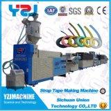 Máquina de hacer flejes plásticos de residuos