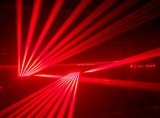 Штанга лазера луча лазера лазера луча RGB 8 глаз тучная