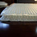 Fibra de vidrio de cristal valiente de la tela 3D