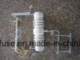 Il ritaglio ad alta tensione del fusibile della porcellana, cade fuori il fusibile 11kv