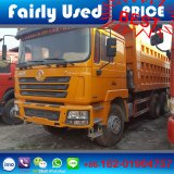 販売のための低価格のShacman F3000の6X4によって使用されるダンプトラック