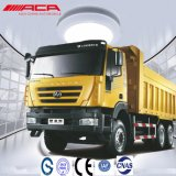 Saic Iveco Hongyan 6X4 290HP 새로운 Kingkan 무거운 덤프 트럭 또는 팁 주는 사람