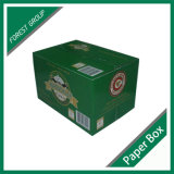 24 cadres de carton de papier de bière de bouteille