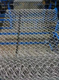 Sailinはチェーン・リンクの塀に電流を通した