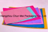 De Waterdichte Roze Plastic Zak van de douane voor Verpakking