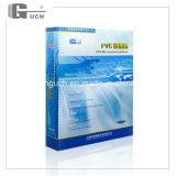 Feuille de carte Aucun-Stratifiée par PVC