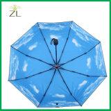 الصين ممون داخلة [فولّ كلور] حرارة إنتقال يطبع زهرة مطر و [سون ومبرلّا] لأنّ عمليّة بيع