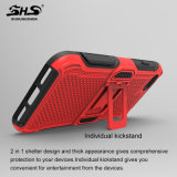 Shockproof mit Kickstand 3 in 1 Handy-Fall