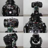 情報処理機能をもったDJは照明移動ヘッドライトSharpyのビーム10rを上演する