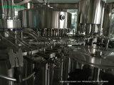 Linha de engarrafamento automática da água Carbonated (4000B/H @0.5L)