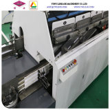 Soft Cover Libro d'exercices Ordinateur portable Fabricant des machines du papier de bobine pour finir le livre Ld-Pb460 À haute vitesse Hot Melt Glue Bound Notebook Production Line Machinery