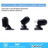 Laser-Antinebel-Licht des besten Qualitäts&Cheap Preis-Universal12v/24v Auto-LED, Lampen-externe Warnleuchte