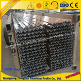 Anodisiertes Strangpresßling-Profil-Aluminiumscharnier für Fenster in den Möbeln