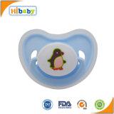 De mooie 100% bPA-Vrije Fopspeen van Soother van het Tandjes krijgen van de Baby van het Speelgoed van de Jonge geitjes van het Silicone