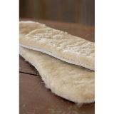 Inserto indipendente del sottopiede del pattino della pelle di pecora naturale di 100%