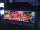 La visualización video al aire libre de la publicidad P10mm LED para el doble echó a un lado