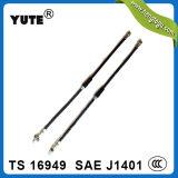 """Yute 1/4 """" SAE J1401の標準ゴム製ホースのハイドロリックブレーキのホース"""