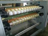 Adhesiva de embalaje de la máquina cortadora de cinta