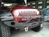 Piezas de automóvil calientes de la venta para los parachoques delanteros de acero del Wrangler del jeep