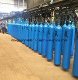 Высокий баллон давления, баллон кислорода безшовной стали для газа кислорода