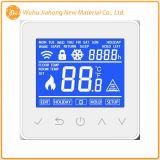 Termostato de la sala de temperatura de la pantalla táctil