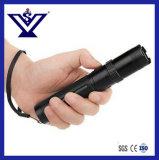 警察の懐中電燈は自衛(SYSG-910)のためのスタン銃のTaserの電気衝撃を