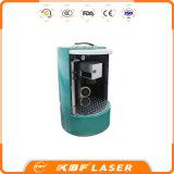 Nueva máquina portable de la marca del laser de la fibra del diseño 20W para los productos electrónicos