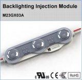 Iluminación de la señalización del módulo LED de la inyección de 2017 nueva SMD LED