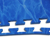 pavimento sicuro delle stuoie della gomma piuma dell'Non-Odore di 1m*1m*10mm Kamiqi EVA per i bambini