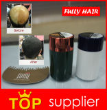 人および女性両方のための十分に毛損失のConcealerのケラチンの毛の建物のファイバー